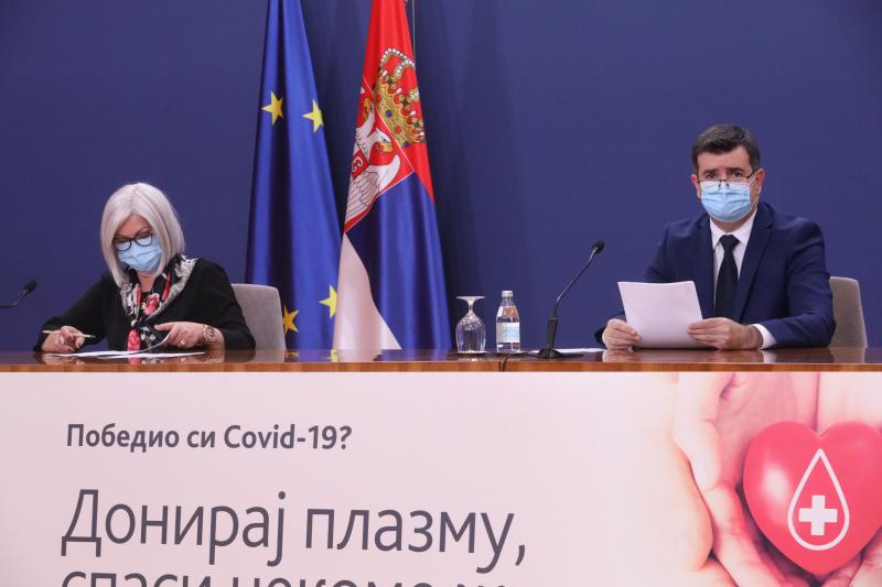 Masovna vakcinacija u prvom kvartalu 2021. godine