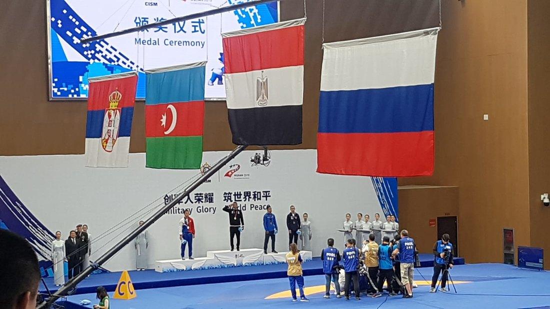Mate Nemeš osvojio bronzu na Svetskim vojnim igrama