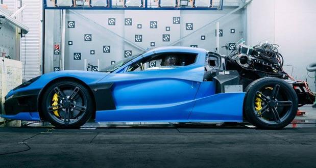 Mate Rimac najavio novi električni auto