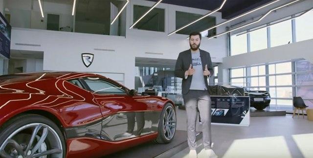 Mate Rimac vas vodi kroz svoju fabriku električnih superautomobila VIDEO