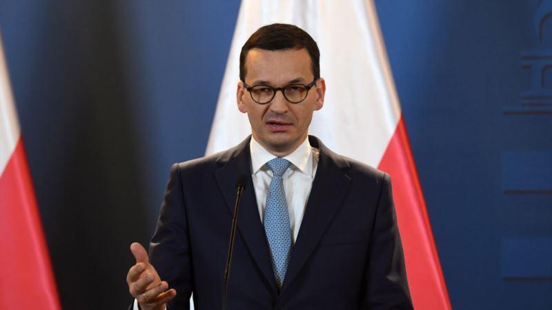 Mateuš Moravjecki ponovo premijer Poljske