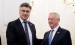 Matis: SAD će pomoći Hrvatskoj u modernizaciji vojske