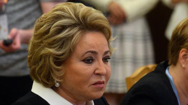 Matvijenko: Nemaju svi privilegiju da budu suvereni kao Srbija