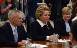 Matvijenko: Parlamentarizam osvojio svet