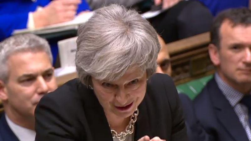 May: Neće biti glasanja o planu za Brexit ove sedmice