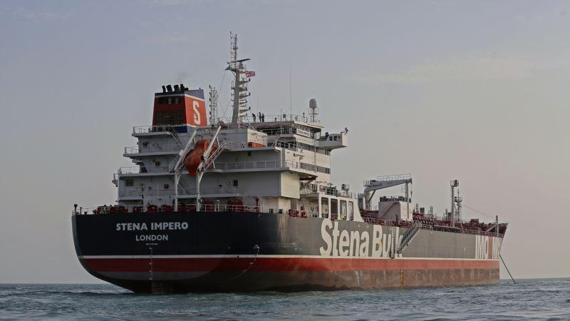 May predsjedava hitnom sjednicom ozapljenjenom tankeru
