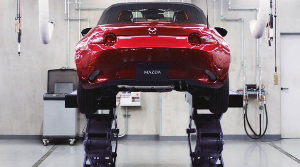 Mazda saopštenje