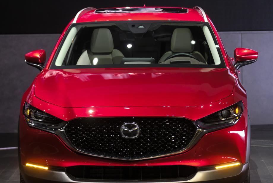 Mazda traži zajmove od velikih japanskih banaka