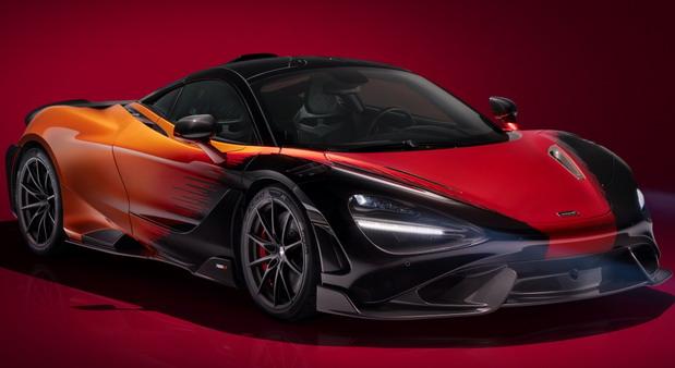 McLaren 765LT Strata by MSO