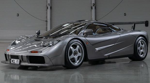 McLaren F1 danas vredi 16 miliona funti
