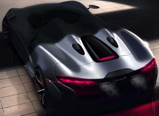 McLaren planira novi ekskluzivni speedster