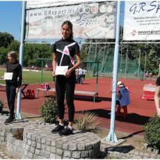 Medalje za Zemunce u atletici