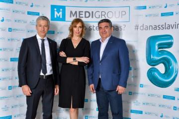 MediGroup obeležio pet godina uspešnog poslovanja