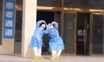 Medicinare iz Kine zbog ovog snimka ZAVOLELI MILIONI: Pogledajte kako slave pobedu nad korona virusom (VIDEO)
