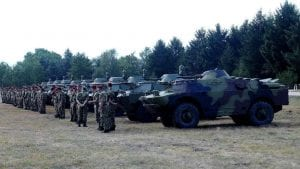 Mediji: Mađarska nastavlja proces naoružavanja nabavkom još oklopnih vozila