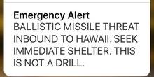 Mediji SAD: 38 minuta panike i primarnog straha u raju Havaja