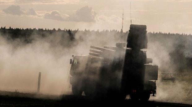 Mediji: Turske snage uništile sirijski sistem pancir S-1