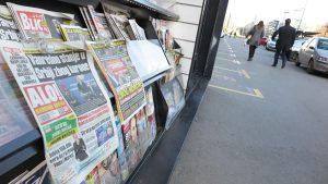 Medijska koalicija uputila Vladi predloge mera za pomoć medijima