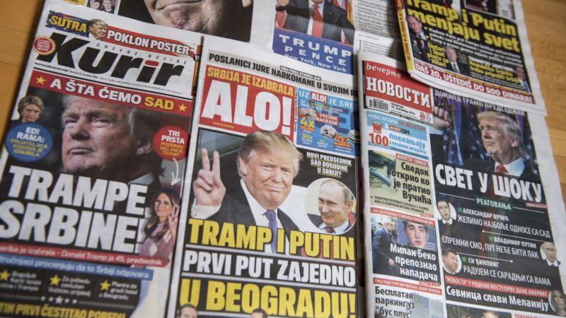 Medijsko rusofilstvo na briselskom putu