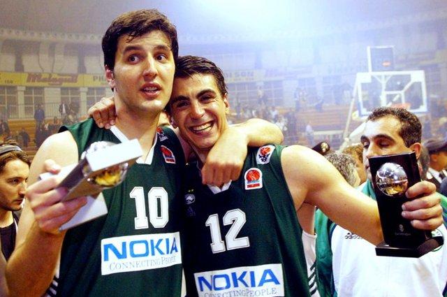 Među navijačima Partizana i košarkaška legenda! Šta prognozira crno-belima?