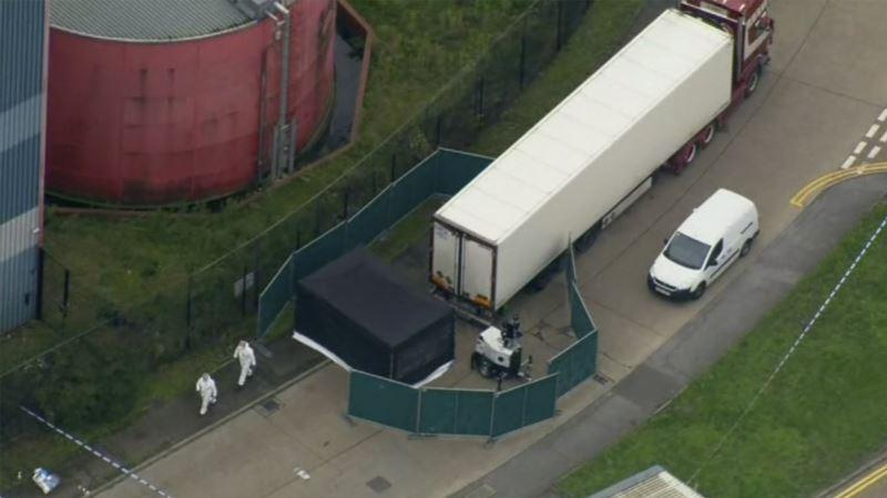 Među žrtvama iz kamiona u Engleskoj 10 tinejdžera
