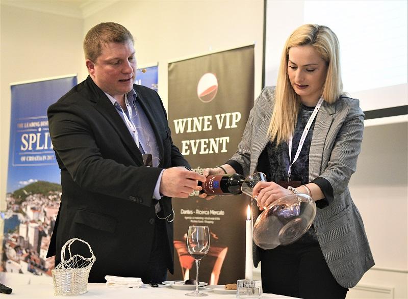 Međunarodna konferencija vinskih, ugostiteljskih i gastronomskih eksperata – Wine EnoGastro Vip Event