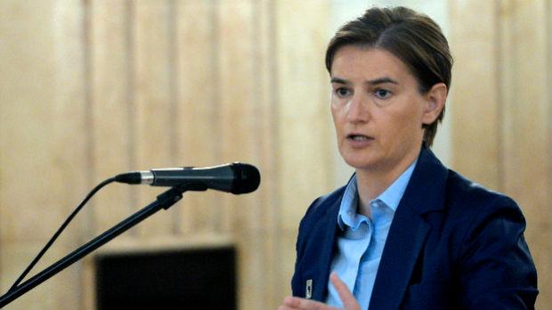 Brnabić: Međunarodna zajednica da ne stavlja na test strpljenje Srbije