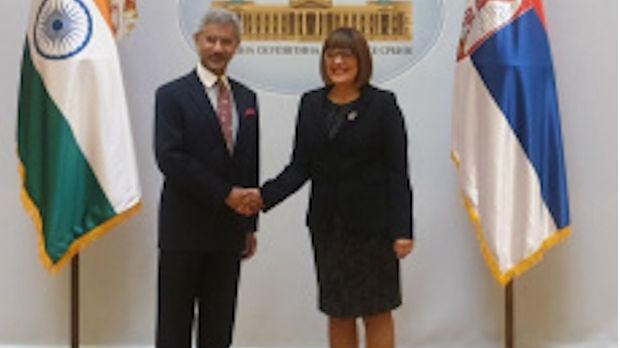 Međusobno uvažavanje Srbije i Indije