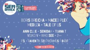Meduza, Satori i Bajaga na otvaranju Si dens festivala