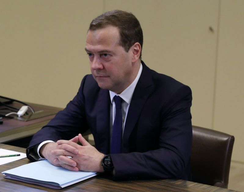 Medvedev: Dogovor SAD i Nemačke bolji nego uništavanje Severnog toka 2