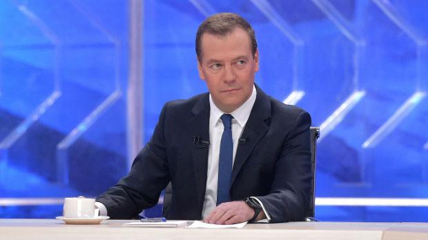 Medvedev: Nove sankcije smatraćemo objavom ekonomskog rata