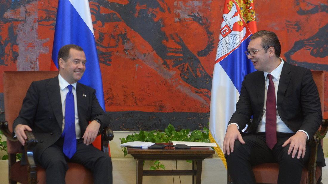 Podrška Rusije Srbiji, raste ekonomska razmena