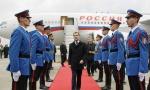 Medvedev i na Kalemegdanu, planirano obraćanje u parlamentu