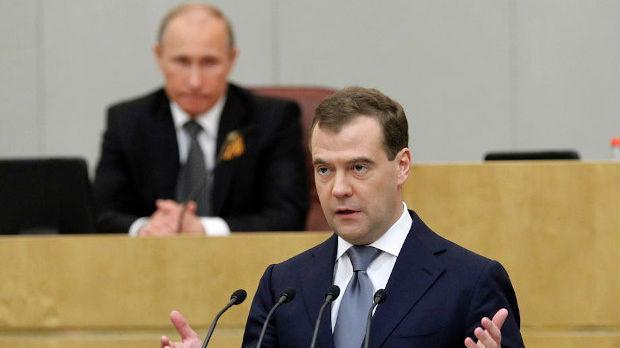 Medvedev se oglasio i objasnio zašto je podneo ostavku