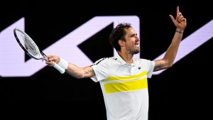 Medvedev skinuo Nadala sa drugog mesta ATP liste