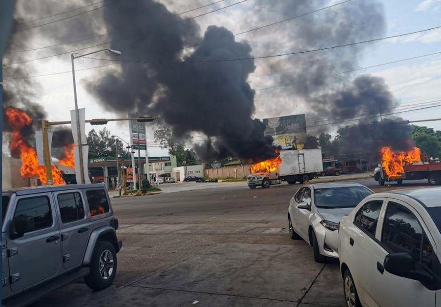 Meksiko Siti:Uhapšen 31 osumnjičeni član kartela