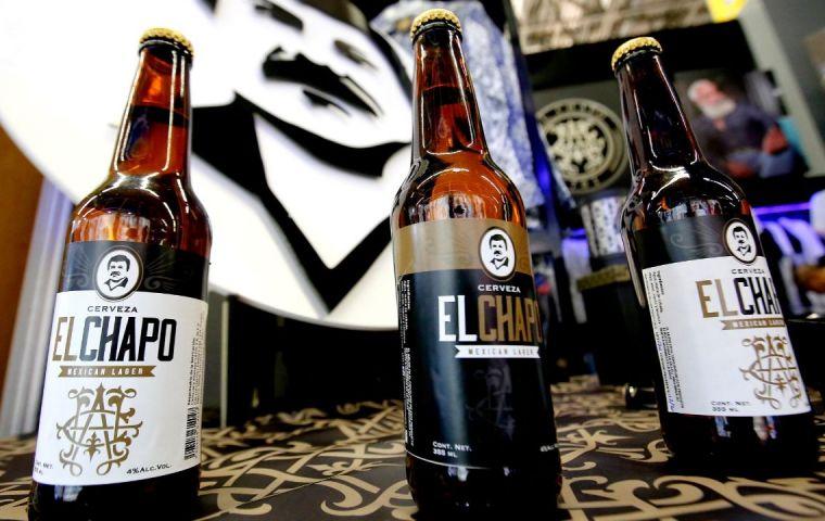 """Meksiko dobija marku piva """"El Čapo"""""""