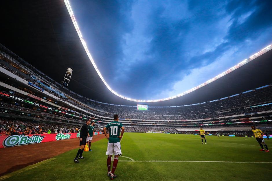 Meksiko menja tim u poslednji čas