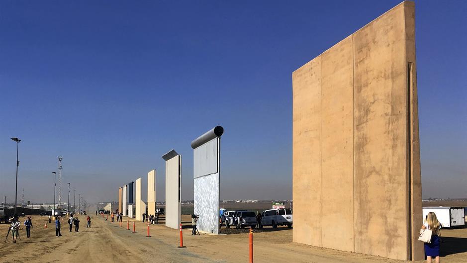 Meksiko ponovio da neće platiti za zid na granici sa SAD