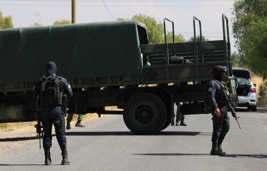 Meksiko, ukradeno sedam miliona metaka