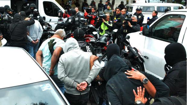 Meksiko, zaplenjeno više od 2 tone droge, uhapšeni članovi narko kartela