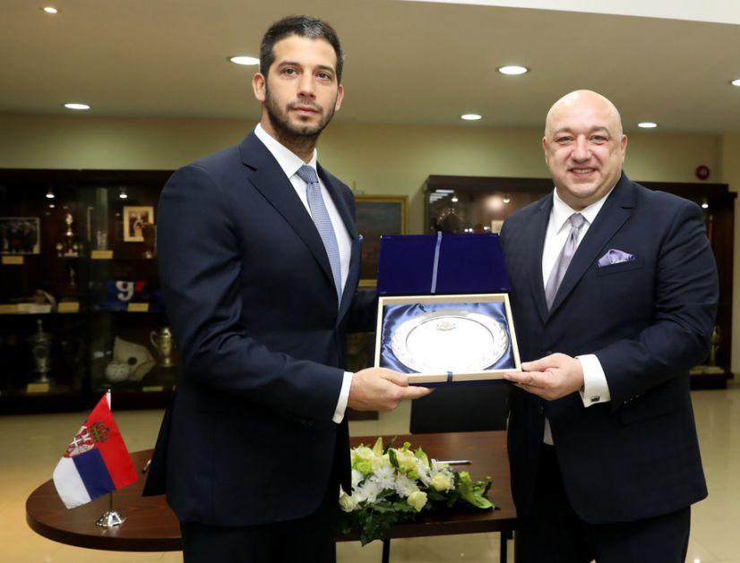 Memorandum Srbije i Bugarske u oblastima omladine i sporta