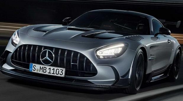 Mercedes-AMG GT Black Series premijerno 15. jula