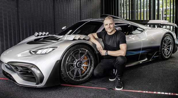 Mercedes-AMG Project ONE postao Mercedes-AMG ONE