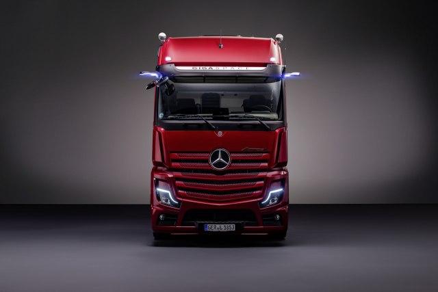 Mercedes Actros L postavlja nove standarde