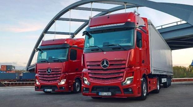 Mercedes-Benz Actros L