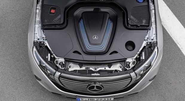 Mercedes-Benz EQC u proizvodnji od sredine sledeće godine