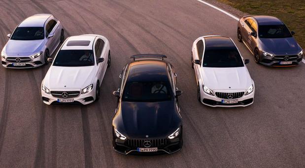 Mercedes-Benz Star Experience pod sloganom Doživljaj iznad vaših očekivanja