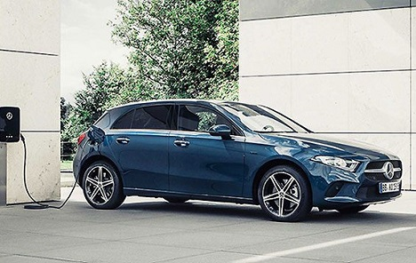 Mercedes-Benz elektrificira kompaktnu ponudu