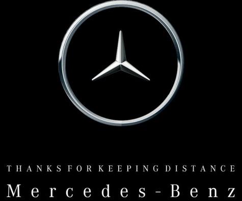 Mercedes-Benz takođe predstavio novi logo, sve za pojačavanje svesti ljudi